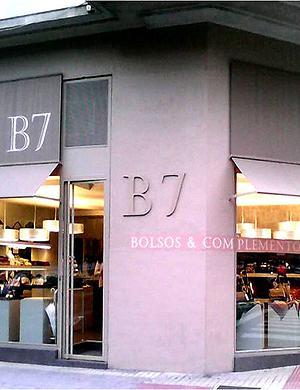 B7 Bolsos y complementos