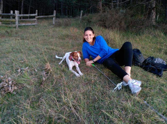 cuidadora y paseadora de perros Sofia Hungria